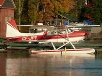 CF-JPY - Trout Lake, ON Water Base - by Morgan Walker