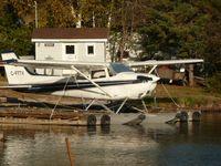 CF-TTV - Trout Lake, ON Water Base - by Morgan Walker