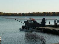 CF-RJK - Trout Lake, ON Water Base - by Morgan Walker