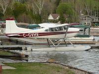 C-GVHV - Trout Lake, ON Water Base - by Morgan Walker