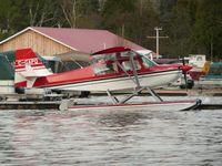 C-GAPQ - Trout Lake, ON Water Base - by Morgan Walker