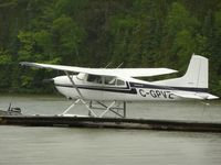 C-GPVZ - Docked at Trout Lake, ON - by Morgan Walker