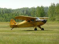 C-FJXT @ CPE6 - South River fly-in - by Morgan Walker