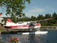 C-FJKT - Waiting for the next batch of fishermen! Temagami, ON - by Morgan Walker