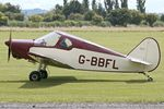 G-BBFL - Visitor to the 2014 Midland Spirit Fly-In at Bidford Gliding Centre