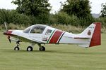G-BPCL - Visitor to the 2014 Midland Spirit Fly-In at Bidford Gliding Centre