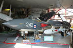 XJ571 - Solent Sky Museum - by Chris Hall