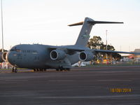 10-0217 @ NZCH - At Christchurch ready for ice runway work in antartica - by magnaman