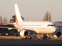 VH-VHD @ NZCH - awaiting flight south to ice runway - by magnaman