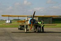 S1461 @ LFOC - SPAD VII Replica, Châteaudun Air Base 279 (LFOC) Open day 2013 - by Yves-Q