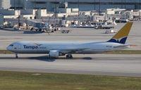 N771QT @ MIA - Tampa Cargo 767-300