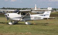 N814MV @ LAL - Cessna 172S
