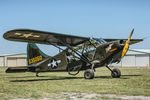 N489TS @ 16X - At the Propwash Party fly-in 2014