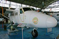 790 @ LFOC - De Havilland Canada DHC-6-300 Twin Otter, Canopée Museum Châteaudun Air Base 279 (LFOC) - by Yves-Q