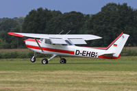 D-EHBI @ EBDT - Schaffen Oldtimer Fly-In 2014. First picture. - by Stefan De Sutter
