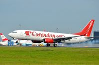 TC-TJM - B738 - Corendon Airlines