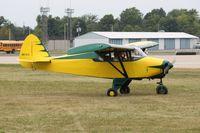 N8746C @ KOSH - Piper PA-22-135
