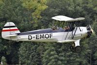 D-EMOF @ EDST - at Hahnweide - by Volker Hilpert