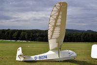 D-8074 @ EDST - at Hahnweide - by Volker Hilpert