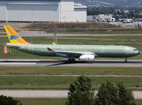 F-WWKV @ LFBO - C/n 1552 - For Cebu Pacific Air - by Shunn311