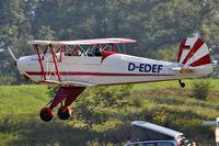 D-EDEF @ EDST - at Hahnweide - by Volker Hilpert