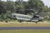 D-663 @ EHGR - landing at Gilze Rijen - by olivier Cortot
