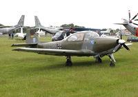 D-EEGD @ EHGR - Gilze Rijen airshow - by olivier Cortot