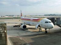 EC-IIG @ LEBL - Aeropuerto El Prat Barcelona - by Pedro Mª Martinez de Antoñana