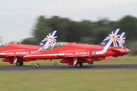 XX319 @ EHGR - taking off from Gilze Rijen airbase - by olivier Cortot