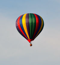 UNKNOWN @ KLEX - Hot air balloon along Kentucky River, Fayette County, KY - by Ronald Barker