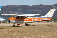 D-EBUA @ LFKC - Parked - by micka2b