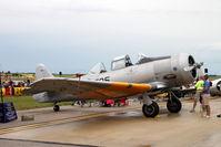 N13595 @ KALO - At the air show - by Glenn E. Chatfield