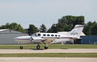 N111TF @ KOSH - Cessna 421B - by Mark Pasqualino