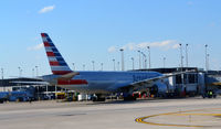 N751AN @ KORD - At the gate O'Hare - by Ronald Barker