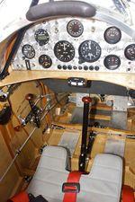 G-ZIRA @ EGBK - Flitzer cockpit
