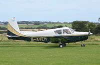 G-AVEH @ X3CX - Just landed at Northrepps. - by Graham Reeve