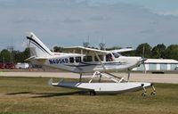 N495KB @ KOSH - GA8 Airvan