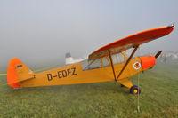 D-EDFZ @ EDST - at Hahnweide - by Volker Hilpert