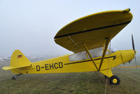 D-EHCD @ EDST - at Hahnweide - by Volker Hilpert