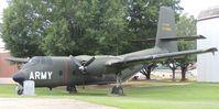 57-3080 - 1957 DE HAVILLAND CANADA YC-7A CARIBOU (YAC-1) - by dennisheal