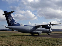 D-CIRT @ EGPN - Parked up at Dundee Riverside in March 2009 - by Clive Pattle