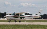 C-GNGA @ KOSH - Cessna T210L - by Mark Pasqualino