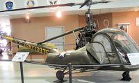 51-3975 - 1951 HILLER UH-23B RAVEN - by dennisheal