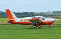 G-BKGA @ X3CX - Just landed at Northrepps. - by Graham Reeve