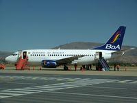 CP-2717 @ SLCB - BOA CP-2717 in Cochabamba airport - by confauna