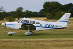 G-BEMW @ EGMJ - at the Little Gransden Airshow 2014 - by Chris Hall