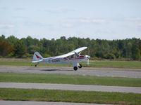C-GQWA @ CNV8 - Crosswind take off - Oct '08 - by Morgan Walker