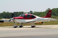 N283CP @ KPDK - Cirrus Design SR-22GTSX [3224] Atlanta-Dekalb Peachtree~N 23/04/2010 - by Ray Barber