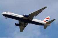 G-BNWI @ EGLL - Boeing 767-336ER [24341] (British Airways) Home~G 14/05/2010. On approach 27R.