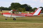 G-ASSS @ EGMJ - at the Little Gransden Airshow 2014 - by Chris Hall